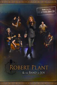 """Cover Robert Plant & The Band Of Joy - Live From The """"Artists Den"""" [DVD]"""